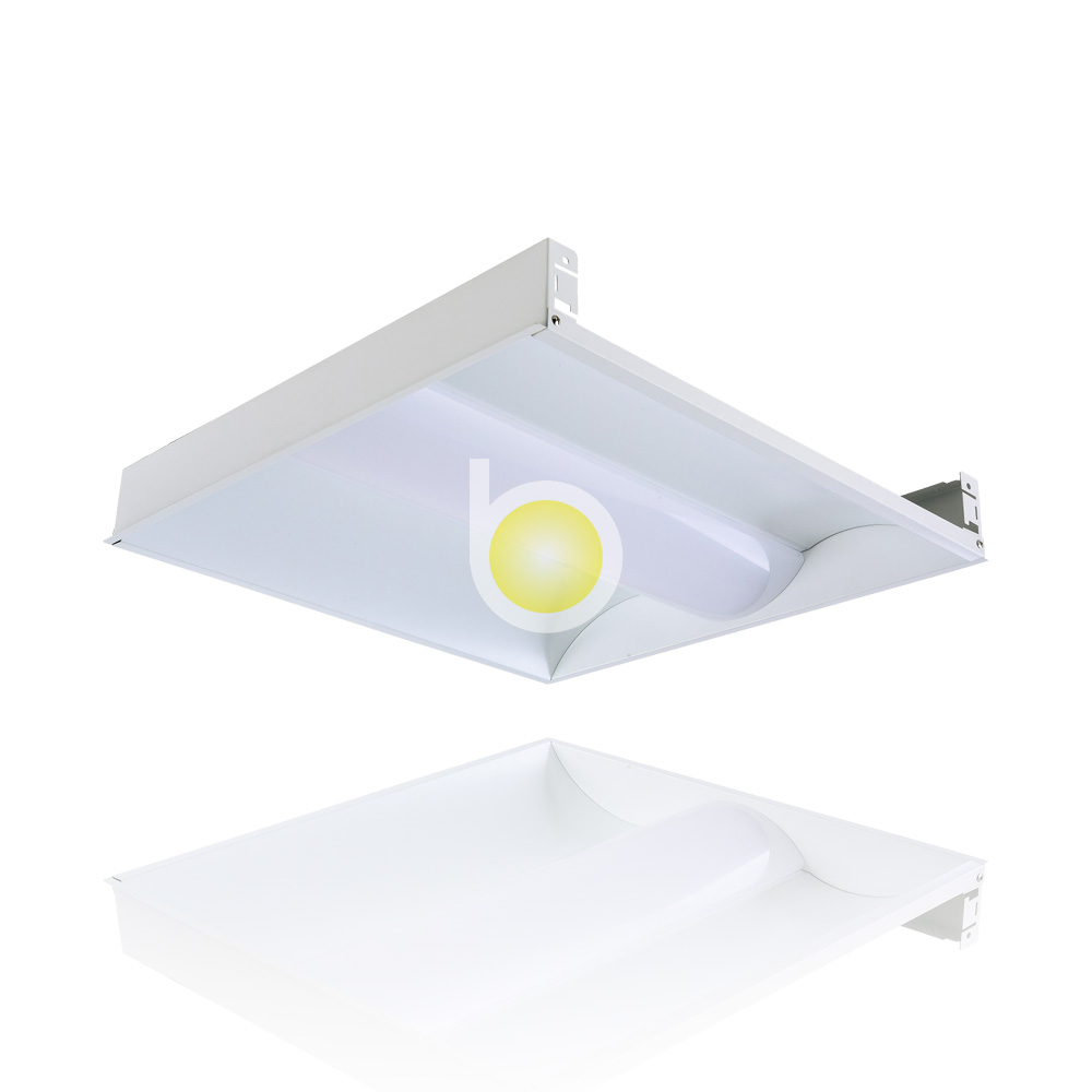 Jiangmen Rdi 60w Troffer Lighting Square Panel Led Recessed Ceiling Light Product On