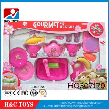 Kids Pretend Play Kitchen Set Toys Cooking Game Girls Hc307179 Buy Kitchen Toykitchen Set Toyscooking Game Girls Product On Alibabacom