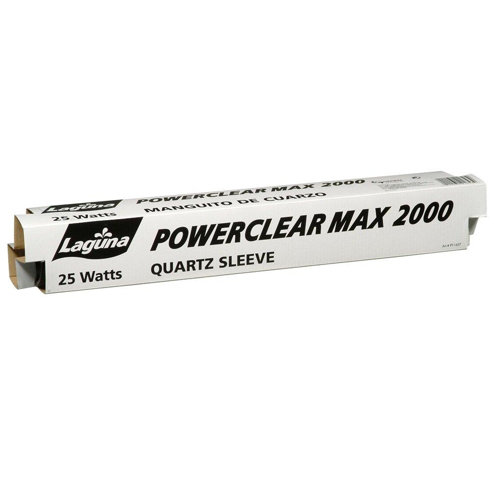 Laguna Quartz Sleeve for PowerClear Max 2000 UV Sterilizer/Clarifier