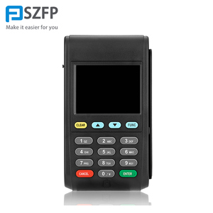 Wireless GPRS emv Mpos touch screen mobile POS