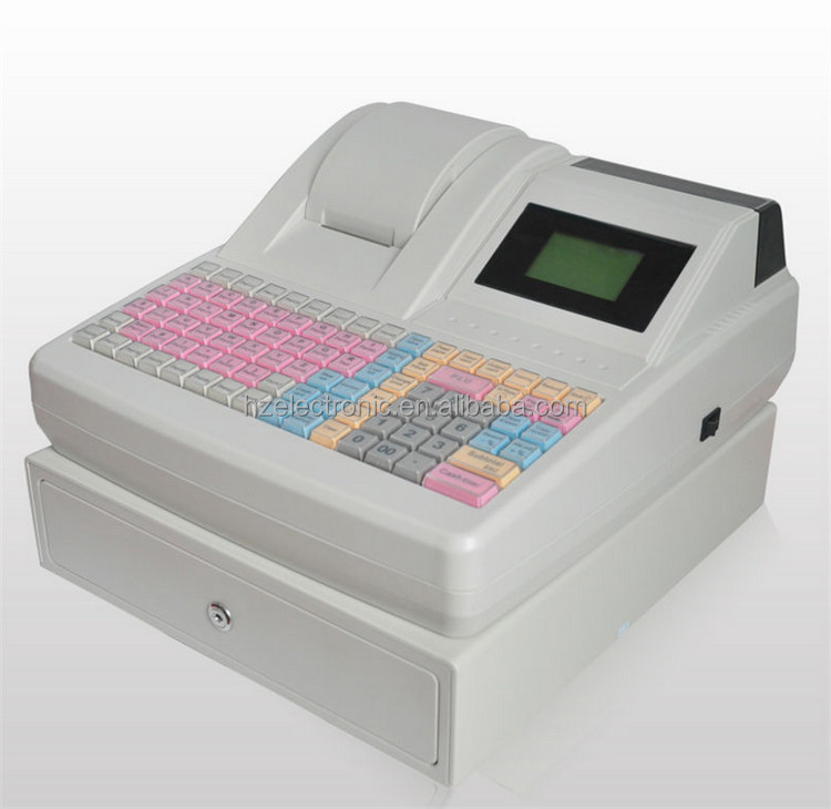 nanjing HZ-8300 portable and fiscal electronic cash register