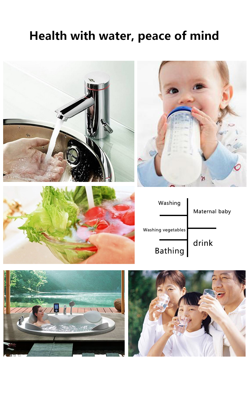 China Suppliers Whole House Water Filtration System,Water Filter Housing Made in China
