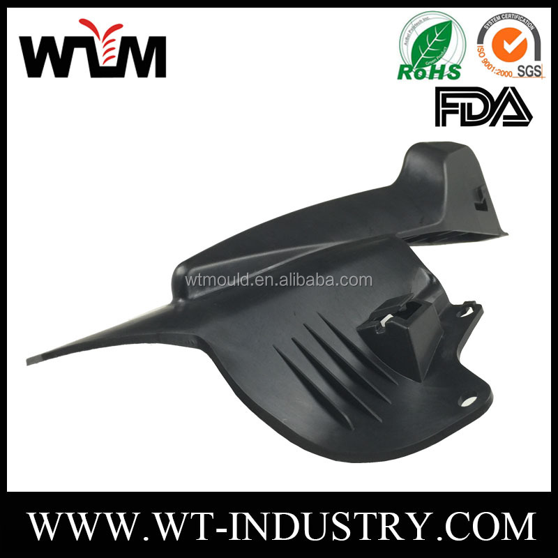 PMMA Plastic Injection Molding Products For Car Injection Molded Parts