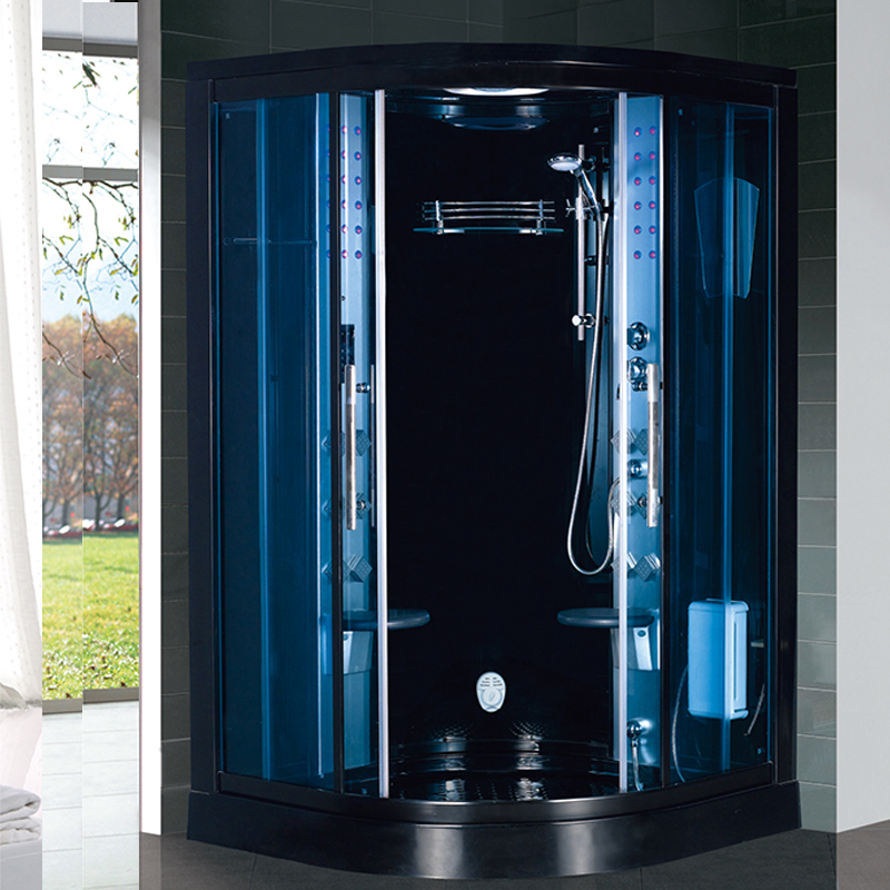 HS SR070 2 Person Steam Room/ Aqua Glass Steam Shower/ Home Made Steam
