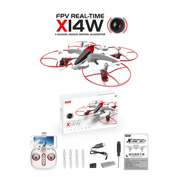 Wholesale Price 2.4G FPV GPS 720P Camera X14W RC Drone