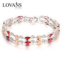 925 Sterling Silver Nautical Gold Bracelet Jewelry Design For Girls Alibaba Express Brazil FB032
