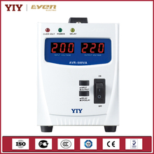 YIY Hot New Products AVRII-B Panel LED Display Relay Type 220V 50Hz Voltage Stabilizer