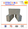 Press Silimanite Bricks with low porosity for blast furnaces