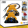 4t power hydraulic reversible vibrating plate compactor for sale