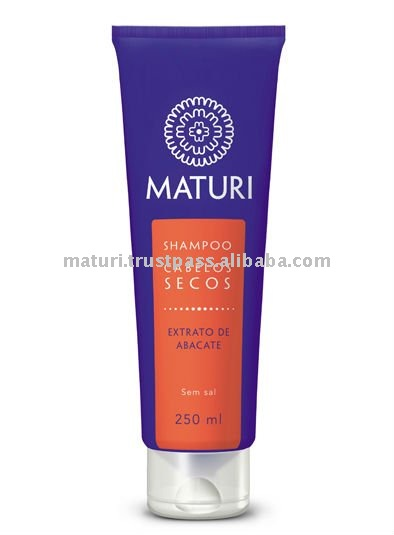 Maturi Shampoo for Dry Hair - Avocado Extract