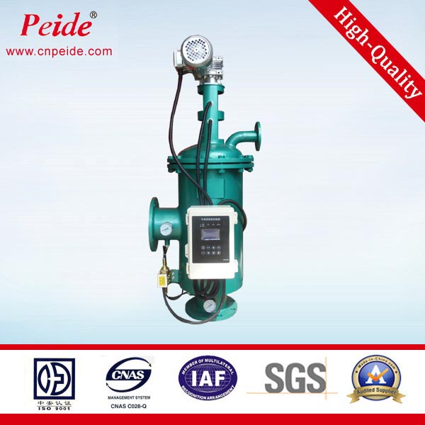 High-quality speciality auto-matic self-cleaning water cartridge filters treatment equipment systems