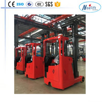 Equipment packages for different operating conditions in seat seated 1.6ton 2.0ton,3m 4.5m 6m 7.5m 12.5m electric reach truck