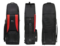 Best Promotion Black Red Golf Travel Bag Cover