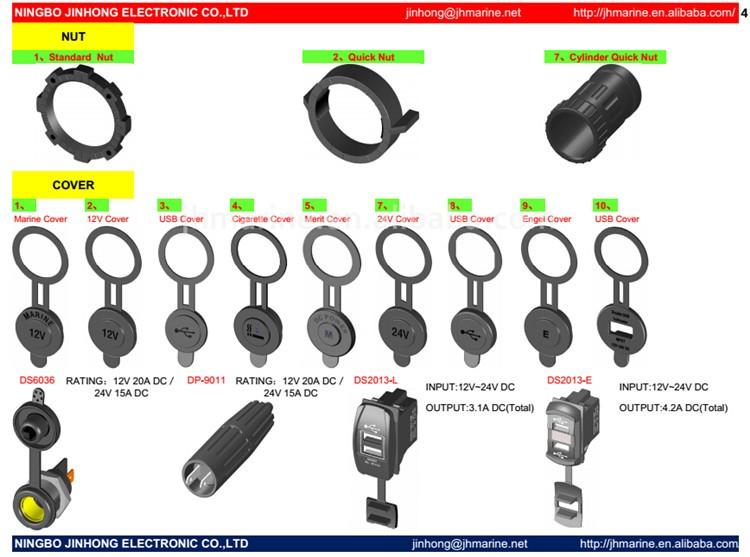 12/24v Car Motorbike Truck Led Digital Voltmeter Ammeter Voltage ...