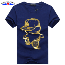 Men T-Shirts Cotton Plus Size Tee Shirt Homme Summer Short Sleeve Casual Men's T Shirts Male TShirts Camiseta Tshirt Homme