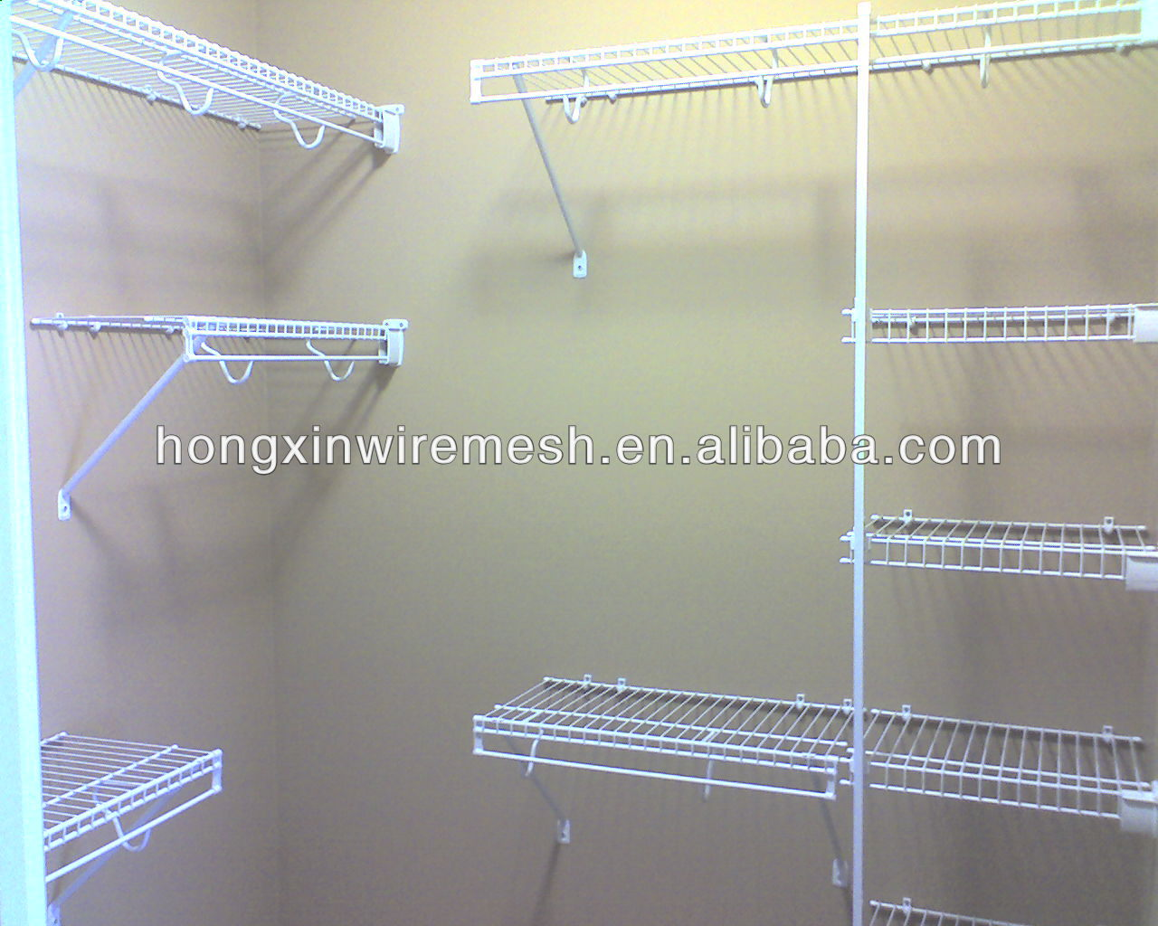Plastic Coated Wire Shelving - Buy Plastic Coated Wire Shelving ...