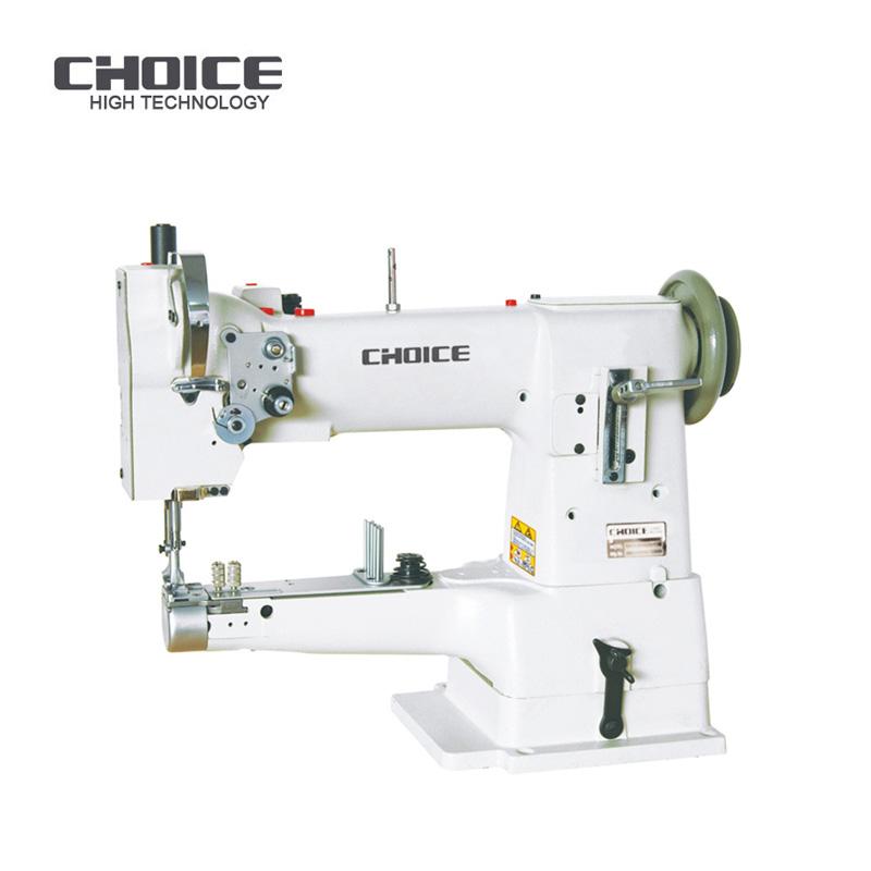 Logo stampato cilindro braccio della macchina per cucire heavy-duty extra heavy duty macchina da cucire