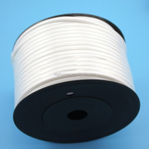 Blank Cable Marking Tubes, Cable Marker Tube In White Colour