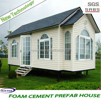 Luxury cheap and quick assembled kit homes made in china for Green home kits affordable
