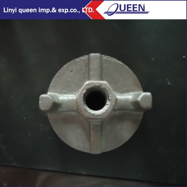 Ductile Iron QT500- Wing Nuts