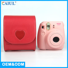 Guangzhou Perfessional Mini 7S 8 25 Camera Vintage Leather Bag Manufacturer