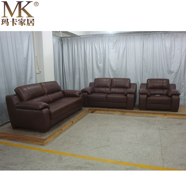 Latest Designs Stanley Leather Sofa