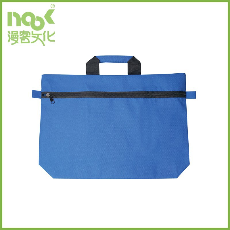 Professional Packing Manufacturer Colorful Non Woven Zip Lock Bag