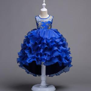 2018 Princess dress For baby girl party dress children frocks designs
