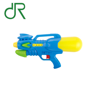 Mini world Water station toy pressure water gun