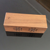 Cool wooden material colorful paint wooden dj induction speaker box with good quality
