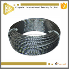 6x37 3mm Non-rotating Steel Wire Rope for Rescuing Vessel