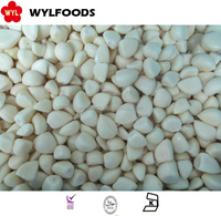 2016 Realiable price IQF frozen garlic cloves