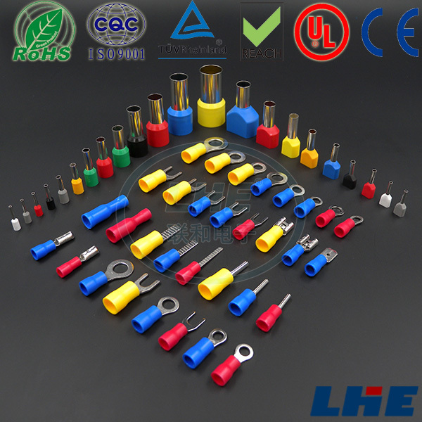 auto electric material terminals