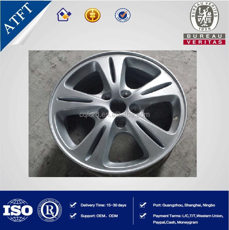 Auto Parts Aluminum Alloy Wheel Rims For Ford Smax, OEM 6M211007AB