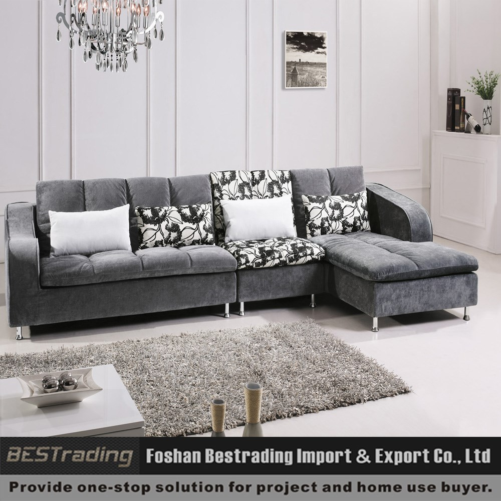 Wonderful Sofa Set Designs Modern L Shape Sofa   Buy L Shape Sofa,Fabric Sofa Set  Designs,L Type Sofa Design Product On Alibaba.com