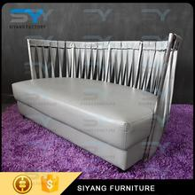 Hot Sale Ergonomic living room furniture sofa set designs,stainless steel chair furniture in office