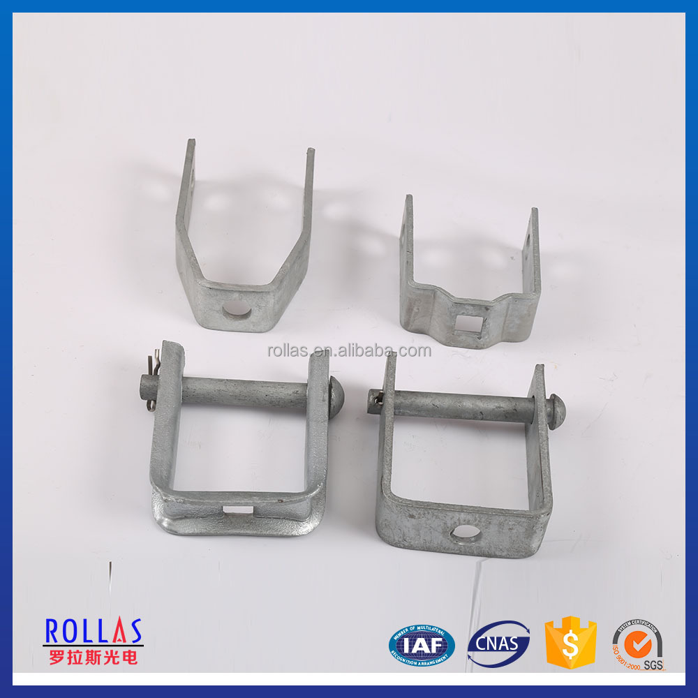 Hot dip galvanized single spool secondary rack