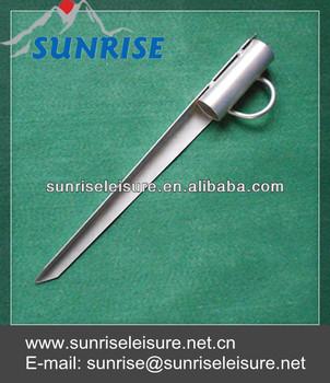66119 A Metal Ground Beach Umbrella Anchor