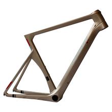 10mm QR PAINTING 700C CARBON ROAD BICYCLE FRAME R02
