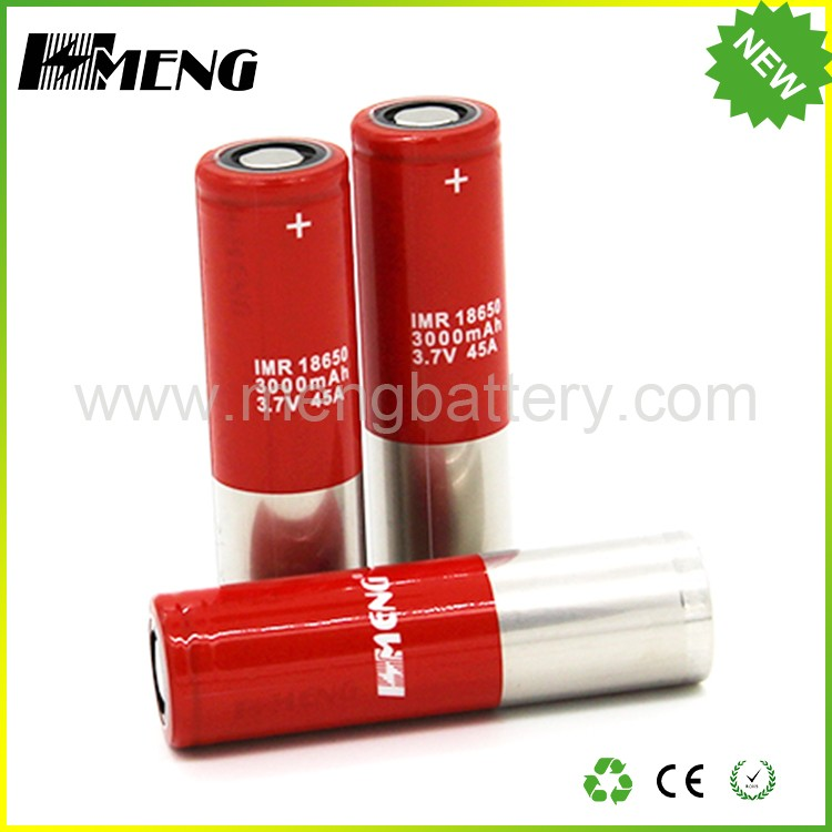 Hot Selling 2016 3.7V 18650 Rechargeable Battery and Ev Lifepo4 Battery