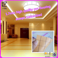 thick plastic roll table cover/bamboo look floor tiles pvc flooring