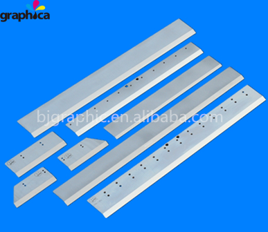 High speed steel Finished paper cutting knives Polar 115EL/ED/CE/EMC