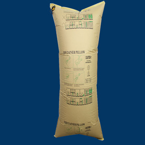 Cargo Container Protection Kraft Paper Dunnage Bag, Dunnage Air Bag, Dunnage Airbag--Different Sizes Available