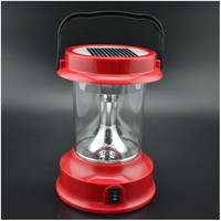 Portable convenient high power chinese waterproof solar lantern for sale