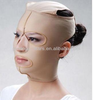 facial sag running