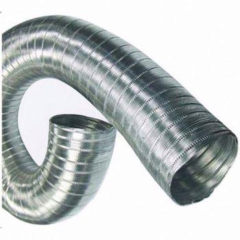 en aluminium semi rigide flexible tunnel gaine de ventilation pour air chaud semi buy flexible. Black Bedroom Furniture Sets. Home Design Ideas