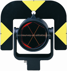Total station prism GPR121 single topcon optical prism