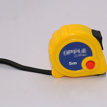 High quality auto-stop retractable ruler steel tape measures with lock