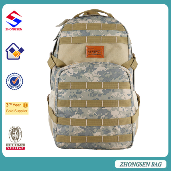 2016 hot sale 40L military backpack army hiking backpack tactical backpack