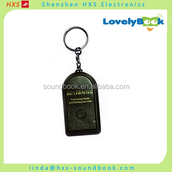 Personalized Original Funny Musical Key Chain
